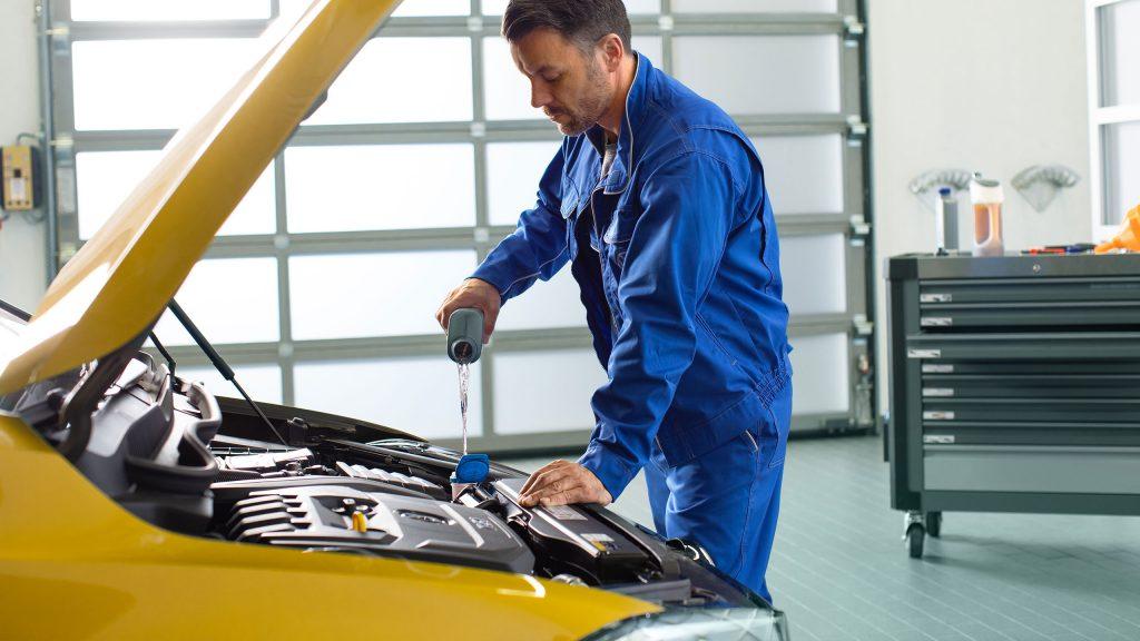 Manutenzione auto- perché è meglio farla da Volkswagen
